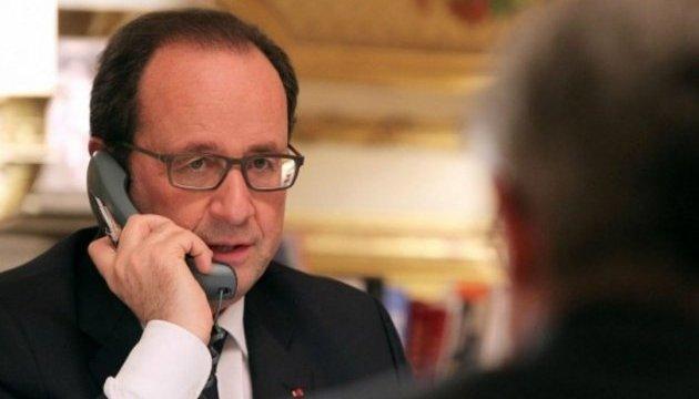 Олланд закликав міністрів зробити все, щоб Ле Пен програла вибори