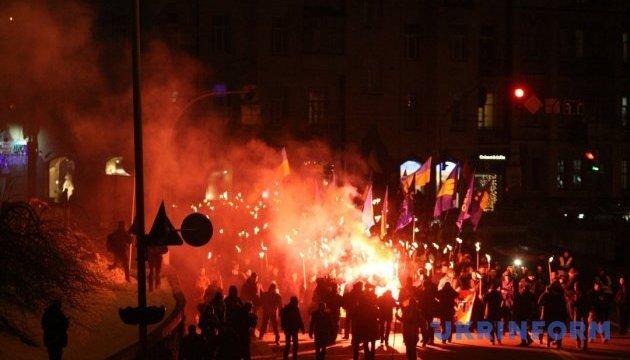 У Києві пам'ять Героїв Крут вшанують смолоскипною ходою