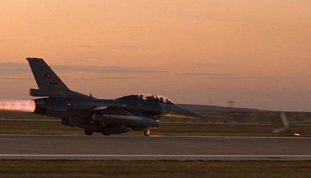 Туреччина заявляє про ліквідацію 18 об'єктів ІДІЛ