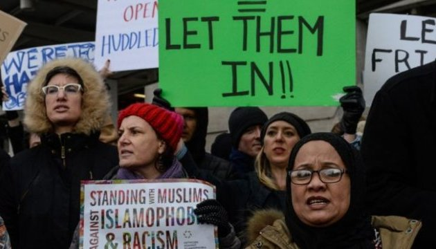 Суд заблокував частину «антимігрантського» указу Трампа