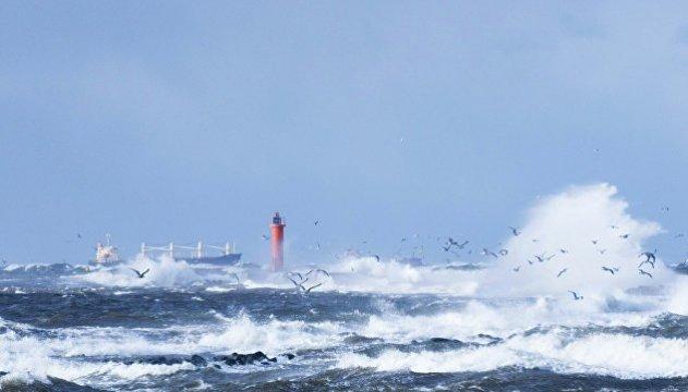 В латвийской акватории зафиксировали военный корабль РФ