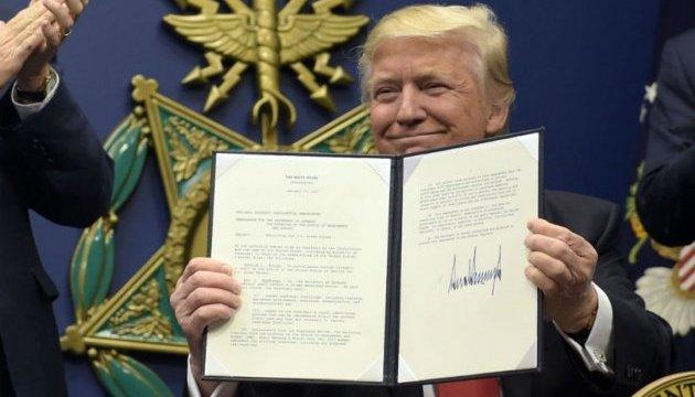 У Трампа уже есть проект указа о выходе США из международного соглашения NAFTA