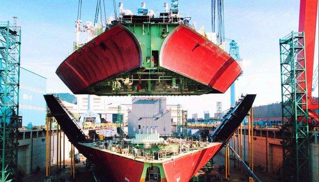 Не все втрачено для відродження в Україні суднобудування