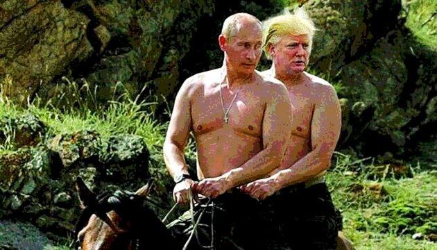«Хай мовчать Америки й Росії». Байдуже – про що говоритимуть Трамп та Путін