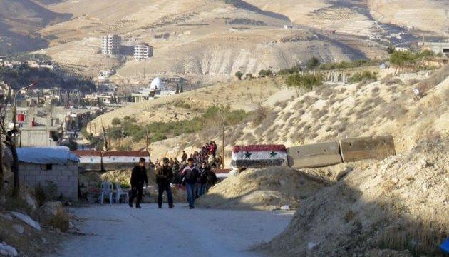 Армія Асада встановила контроль над містом неподалік від Хами