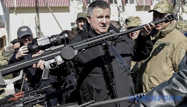 Аваков розповів про план звільнення Донбасу без поступок Путіну