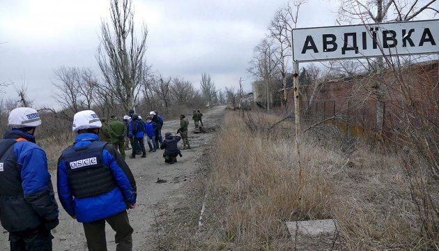 В Авдеевке из-за обстрелов приостановлено казначейское обслуживание