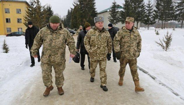 На Яворовском полигоне создадут центр подготовки по стандартам НАТО - Полторак