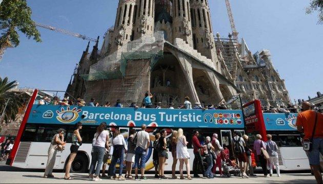 Барселона обмежує кількість туристів у місті