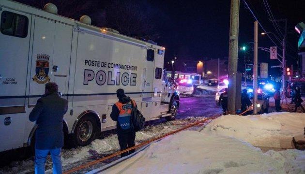 Подозреваемому в нападении на мечеть в Квебеке предъявили обвинения