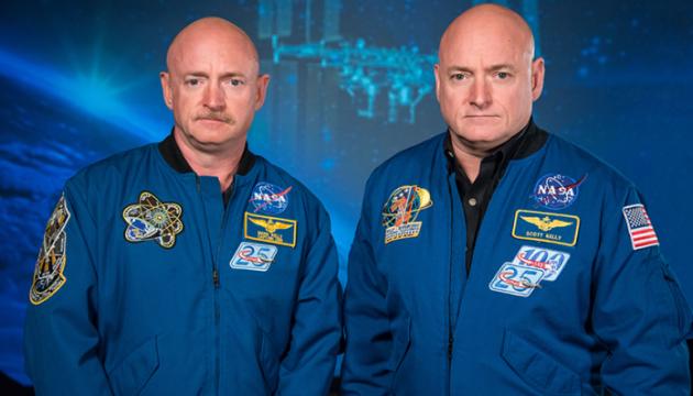 NASA дослідило космонавтів-близнюків: космос впливає на анатомію і гени