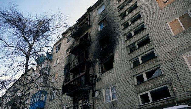 Бойовики вранці активізували обстріли на околицях Авдіївки