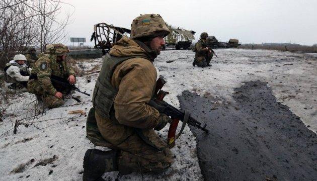Бой возле Авдеевки, или Почему от войны нельзя убежать