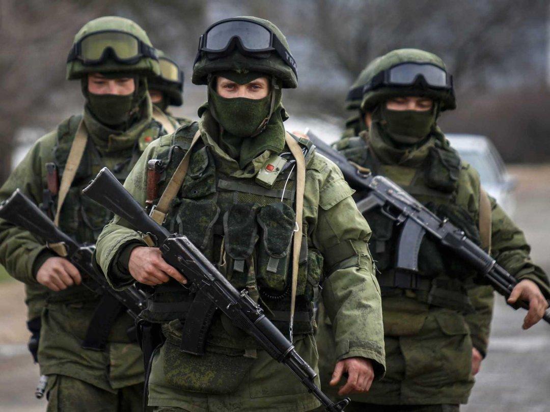 Кадрові військові ЗС РФ