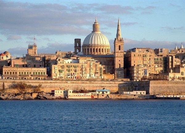 Валлетта, столиця Мальти