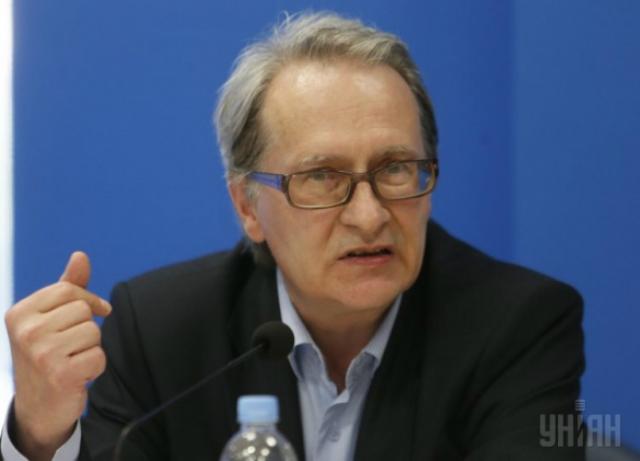 Михайло Пашков, співдиректор програм зовнішньої політики та міжнародної безпеки Цетру Разумкова