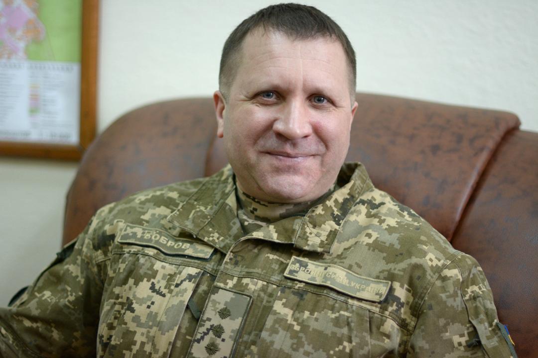 Юрій Бобров