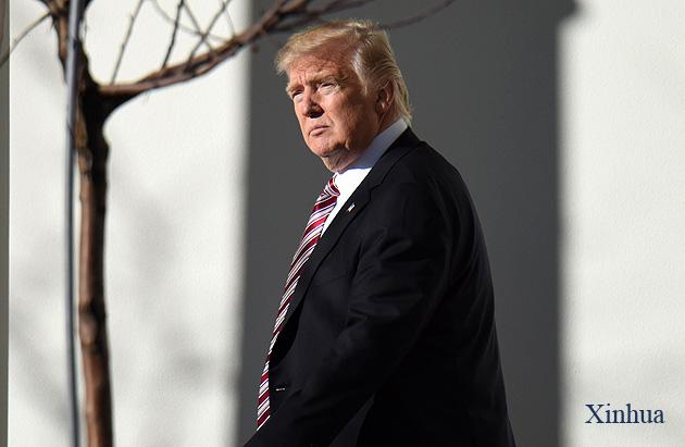 Дональд Трамп. Фото: Xinhua/Укрінформ