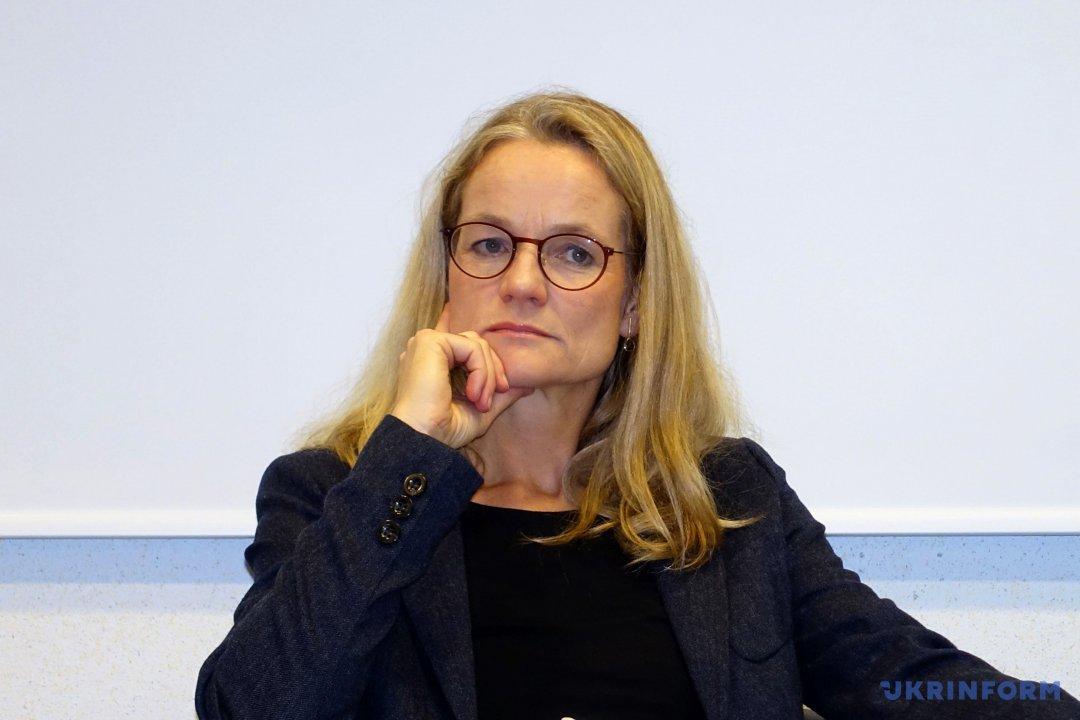 Виола фон Крамон-Таубадель. Фото: Ольга Танасийчук