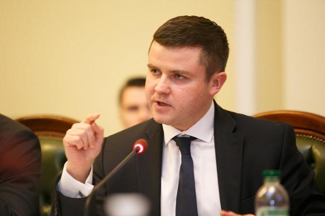 Голова держпідприємства «УкрГазВидобування» Олександр Прохоренко