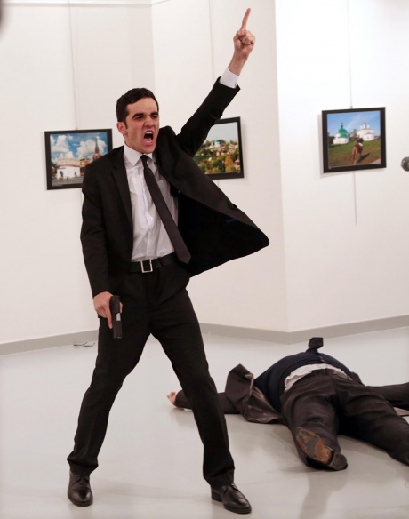 Фото: Burhan Ozbilici/The Associated Press
