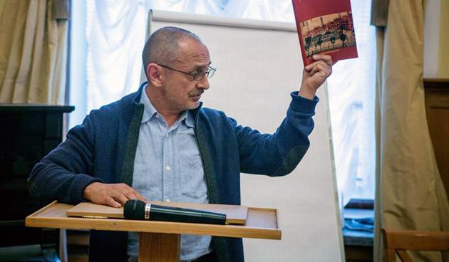 Александр Морозов / Фото: http://www.kulturus.cz