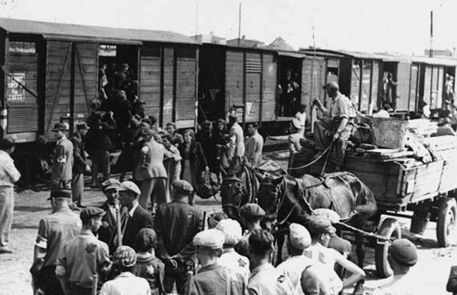 Депортація кримських татар. 1944 рік