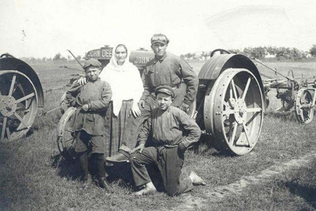 Евреї-землевласники в Україні, 1925 рік