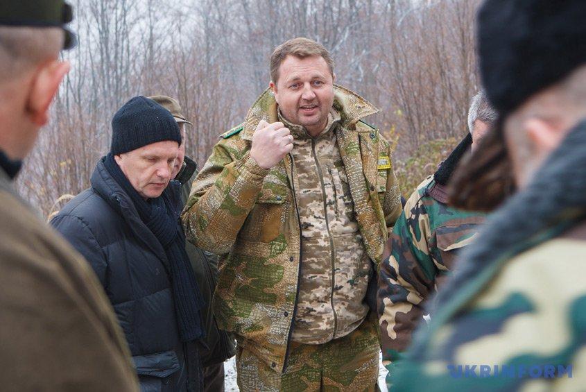 Валерій Мурга. Фото: Сергій Гудак