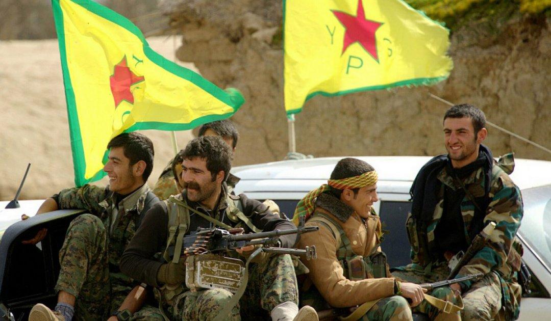 Сирійські демократичні сили (курди) // Фото: Alalam.ir