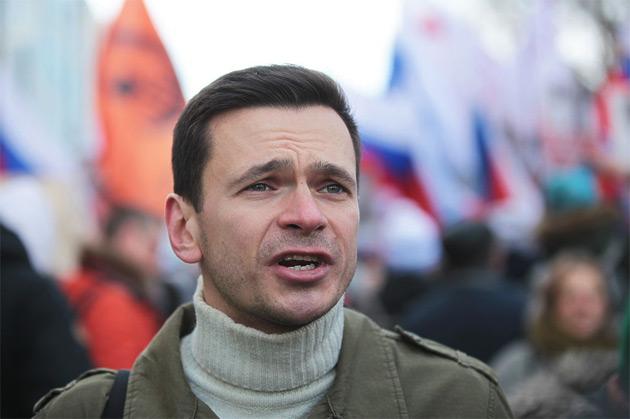Илья Яшин. Фото: mk.ru