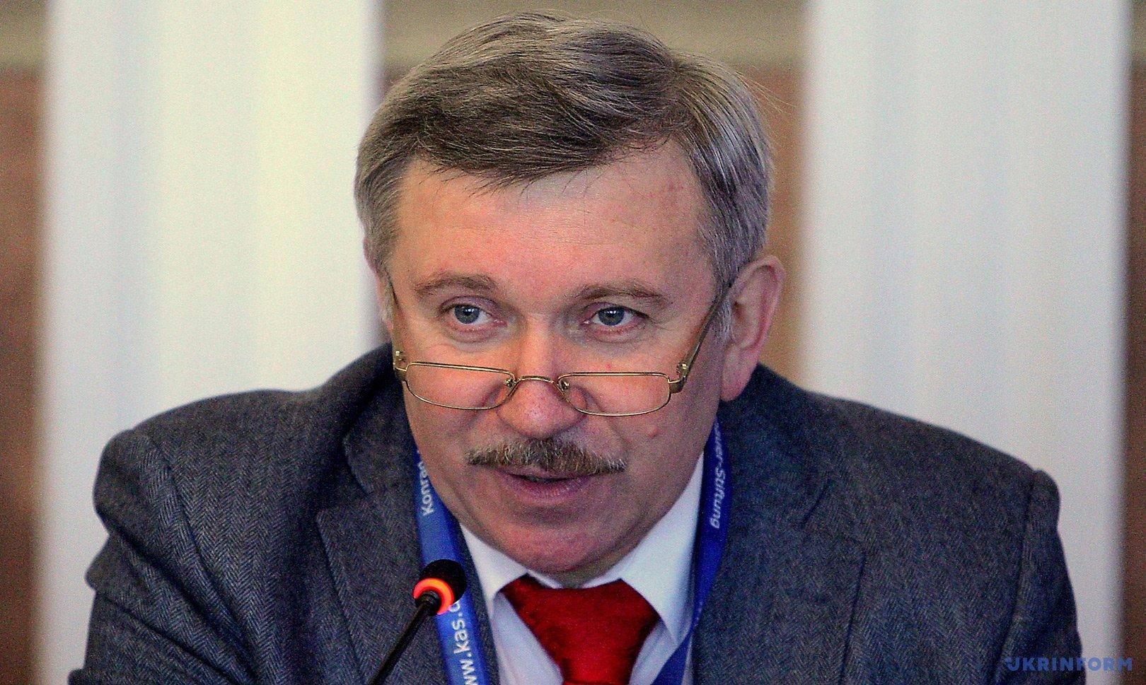 Михайло Гончар, експерт з енергетики