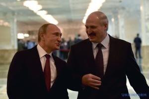 Путін і Лукашенко не підписали на зустрічі жодних документів - ЗМІ