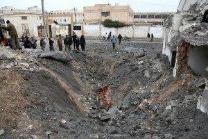 Авіація Асада бомбила північний захід Сирії, п'ятеро загиблих
