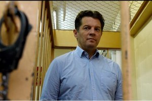 "Roman Sushchenko: I have ""why"", and books help to withstand any ""how"""