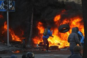 Шість років тому відбувся штурм Майдану, загинули восьмеро людей