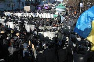 Сім років тому «Беркут» розігнав студентів на Майдані