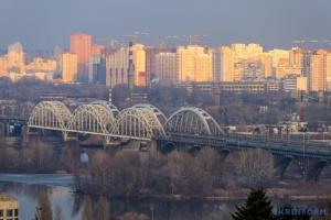 Зима в Киеве побила 139-летний температурный рекорд