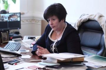 ルトコウシカ元最高会議人権問題全権、三者コンタクト・グループ人道問題作業部会代表就任へ