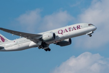 Ukraine, Qatar discuss prospects of resuming Qatar Airways flights to Kyiv