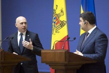 Прем'єр Молдови запевнив Гройсмана у підтримці цілісності України