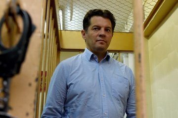 Moscow court leaves Ukrainian journalist Sushchenko behind the bars