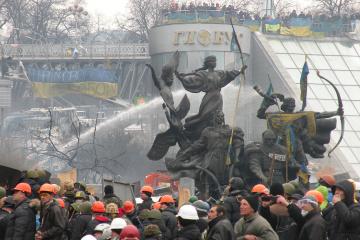 USA unterstützen die Ukraine und die mit Euromaidan verbundenen Hoffnungen - Botschaft