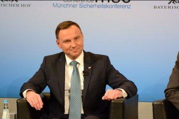 Duda: Polen unterstützt europäische Sanktionspolitik gegen Russland