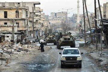 Правозахисники: Кількість загиблих в Сирії вже перевищила 330 тисяч