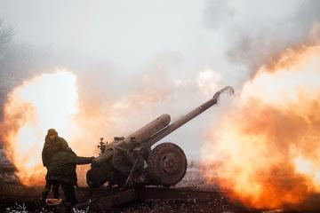En cas d'une agression à grande échelle de la Fédération de Russie, 130 000 habitants de la région de Louhansk se retrouveront sous le feu de l'artillerie