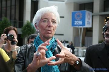 Internationaler Währungsfonds unterstützt Unabhängigkeit von Antikorruptionsbehörden in Ukraine