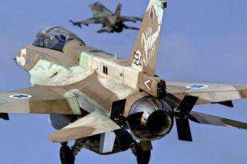 Ізраїль знову атакував позиції армії Асада