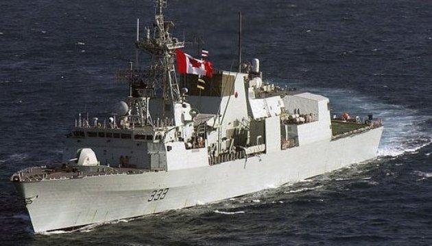 Kanada schleißt sich den Militärübungen in der Ukraine an