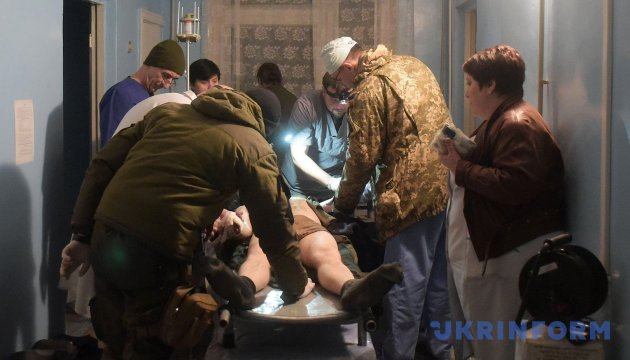 One civilian injured in attack on Avdiyivka